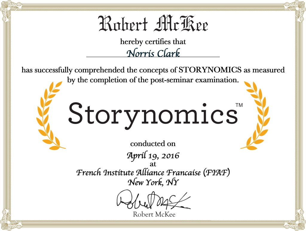 STORYNOMICS_OFFICIAL DIPLOMA_Clark