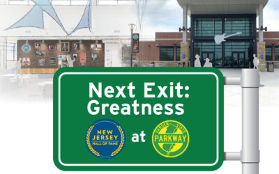 Garden State Parkway service areas will now showcase Garden State icons